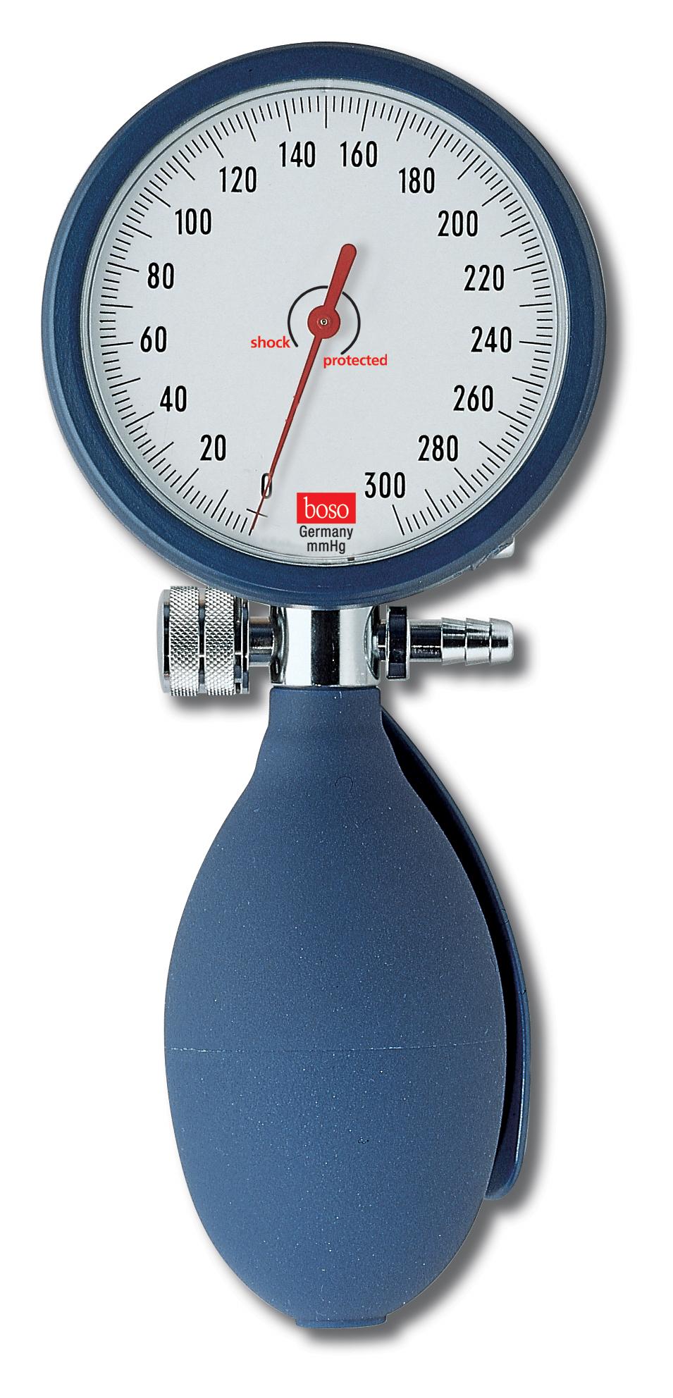 Clinicus II Blutdruckmessgerät mit Klettenmanschette